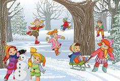 5 winterse uittips met kinderen in de kerstvakantie!
