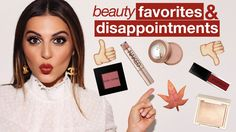 Fall Beauty Favorites + Disappointments | Sona Gasparian