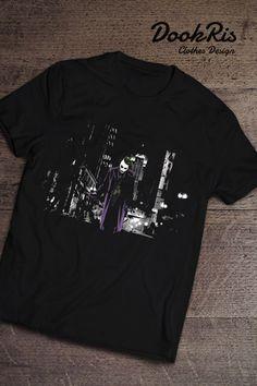 dookris.com New T Shirt Design, Shirt Designs, Mens Tops, Shirts, Clothes, Fashion, Outfits, Moda, Clothing