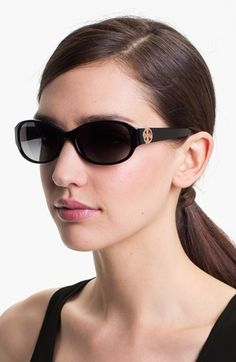 Tory Burch 55mm Polarized Sunglasses available at #Nordstrom
