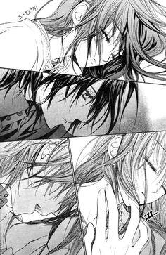Vampire Knight #manga #anime