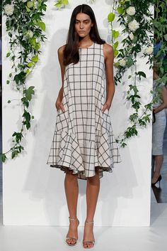 Kaelen Spring 2015 Ready-to-Wear - Collection - Gallery - Look 1 - Style.com