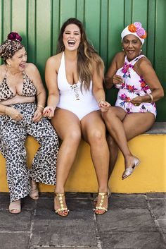 Ashley Graham Swimsuits For All Ad Sports Illustrated 2017 | POPSUGAR Fashion