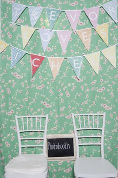 Photobooth backdrop. @Cidney Bennett @Kimberly Mackamul what do you think of this idea?