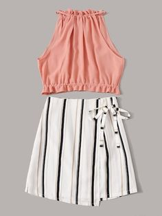 Cute Outfits For School For Teens, Cute Dresses For Teens, Girls Short Dresses, Kids Outfits Girls, Teenager Outfits, Girl Outfits, Dress Outfits, Summer Fashion Outfits, Cute Summer Outfits