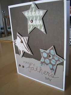 Father's day or male birthday card