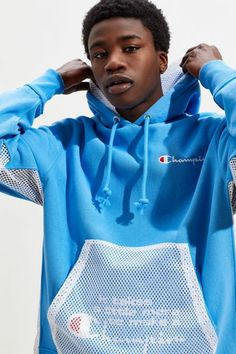 Graphic Tees, Tops, + Hoodies for Men Trendy Hoodies, Boys Hoodies, Mens Sweatshirts, Champion Clothing, Lifestyle Clothing, Shirt Style, Street Wear, Urban Outfitters, Sperrys Men