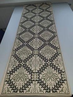Cross Stitch Art, Cross Stitch Embroidery, Paper Crafts, Rugs, Fabrics, Home Decor, Punto De Cruz, Dots, Needlepoint