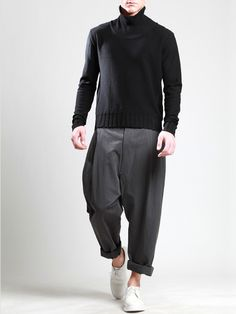 Cashmere Wool and Viscose by SYNGMAN CUCALA