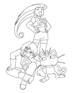 Pokemon Coloring Page Tv Series Coloring Page Belle Coloring Pages, Cute Coloring Pages, Coloring Pages For Girls, Printable Coloring Pages, Boy Coloring, Free Coloring, Adult Coloring, Coloring Books, Pokemon Coloring Sheets
