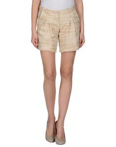 Angela Mele Milano Shorts, cotton, viscose, silk blend