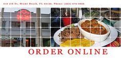 Tap Tap Restaurant - Miami Beach - FL - 33139 - Menu - - Online Food Delivery Catering in Miami Beach