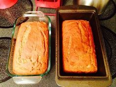 """""""Forks Over Knives"""" recipe for """"Better-Than-Mom's Banana Bread"""". Vegan, whole foods, and super healthy & guilt-free dessert. ❤️"""