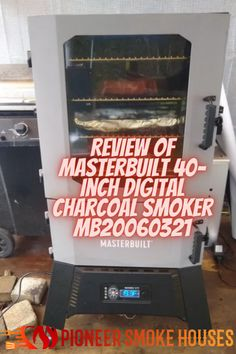 In the world of smokers, Masterbuilt is a name everyone knows, but honestly, they have not been a charcoal smoker company until now. Masterbuilt has recently released its latest entry into the charcoal smoker market, including luxuries like digital Wi-Fi Bluetooth controls..... Charcoal Smoker, Smoke Bbq, Everyone Knows, Smokers, Wi Fi, Bluetooth, Names, Marketing, Digital
