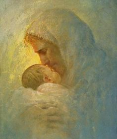 picture of jesus christ holding a baby as he kissing him on the forehead Images Du Christ, Pictures Of Jesus Christ, Bible Pictures, God Pictures, Site Art, Image Jesus, Christian Artwork, Jesus Painting, Heaven Painting