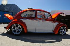 Custom VW Bugs | 3931754573 6ab5ced8d0 b Cal Look VW Beetle Stylish And Cool bugs