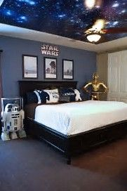 Star Wars Themed Nurseries And Kids Bedrooms   Inspiration And Ideas For  Creating One Of