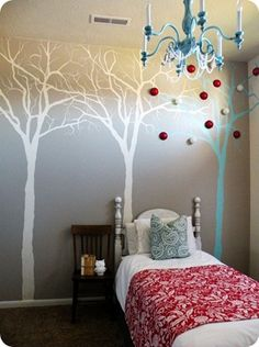 Renting makes it harder to paint on walls