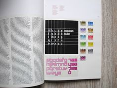 Wim Crouwel – New Alphabet book by insect54, via Flickr