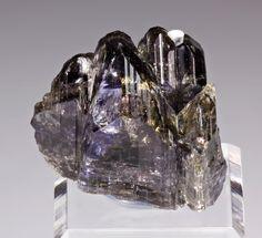 Tanzanite from Tanzania by Dan Weinrich