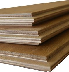 Engineered wood is a popular choice for environmentally-preferred flooring.  Distinguished by a top layer of hardwood engineered wood is made from layers of wood which are glued together in a stack. Unlike real hardwood engineered wood flooring comes pre-finished and is relatively easy to install. With improvements in quality aesthetics and choices of wood and finishes engineered wood has become a popular option for durable flooring. - The Healthy House Institute  We couldnt have said it…