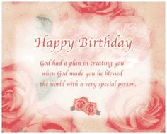 Free inspirational birthday cards for friends religious birthday world blessed on your birthday religious birthday quoteshappy altavistaventures Gallery