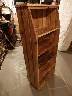 Pallet Shelves Projects 1001 Pallets, The place for repurposed pallets ideas - Image: Pallet Crates, Pallet Shelves, Pallet Cabinet, Pallet Benches, Pallet Bar, Outdoor Pallet, Pallet Sofa, Outdoor Sheds, Pallet Planters