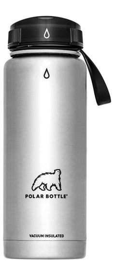 An Insulated Stainless Steel Bottle that is Hot or Cold Liquid Compatible  Thermaluxe, Polar Bottle's new premium vacuum insulated stainless steel water bottle, is the perfect lifestyle accessory. The dual-wall insulated design keeps your drink hot or cold for hours. Coffee or tea will remain piping hot for at least six hours. Ice water will stay cold through an eight hour day at work or play. Thermaluxe features our patented Half Twist™ technology. No need to remove the cap for sipping. To…