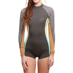 This is my favorite wetsuit it's from billabong and is the spring fever wetsuit and is currently on sale so buy it fast