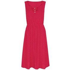 Cath Kidston - Mini Dot Sleeveless Dress $65