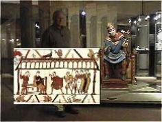 Secrets of the Bayeux Tapestry. Of interest to students of history and literature - challenges traditional meaning to the tapestry as a celebration of William the Conqueror.