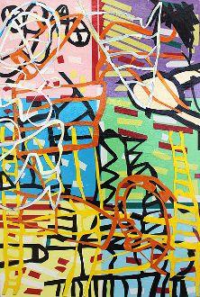 Highways no.1 by Jameel Linzy and Juanita Scott