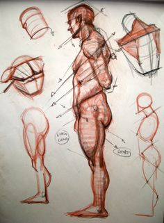 Charles Hu Figure Drawing Lecture