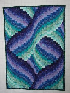 Twisted Bargello Quilt Free Step By Step Tutorial Bargello Needlepoint, Bargello Quilts, Colchas Quilt, Broderie Bargello, Bargello Quilt Patterns, Heart Quilt Pattern, Quilt Block Patterns, Quilt Blocks, Quilting Projects