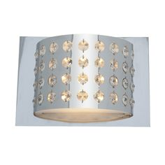 Bathroom Sconces With Bling crystorama royal 1-light bronze wall sconcecrystorama | bronze