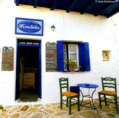 Traditional coffee shop Greek Islands, Personal Photo, Coffee Shop, Greece, Traditional, Home Decor, Greek Isles, Coffee Shops, Greece Country