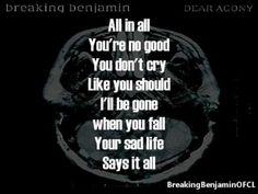 Breaking Benjamin - What Lies Beneath      My guilty corporate rock pleasure.