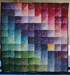 Crafting a Life: Favourites from the Loch Lomond Quilt Show - One in a Hundred by Jacqueline Atkinson