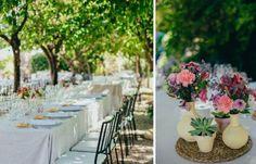 Una boda de diseño   Catering Cinco