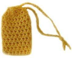 crochet soap saver