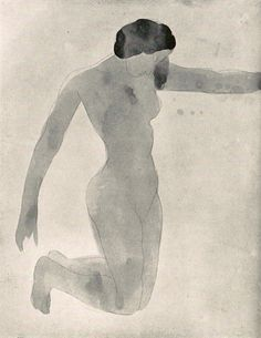 Auguste Rodin (1840-1917 French) • Untitled (2)
