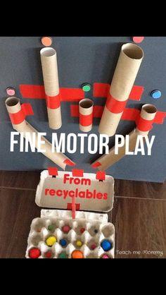 Fine Motor Activity