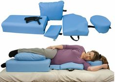 Oakworks Side-Lying Positioning System | Massage Therapy Supply Outlet