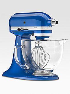 Love that color! KitchenAid - Artisan Series Tilt-Head Stand Mixer