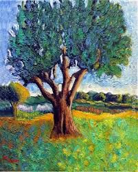 Image result for trees in famous paintings