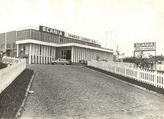 Concessionária Scania, 1966