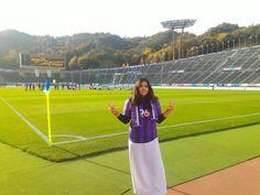 Before kick off I felt the fieldthe grassthe atmosphere. How lucky i'm. Sanfrecce hiroshima #ninikinjapan . . . #latepost #hiroshima #sanfreccehiroshima #Jleague #final #edionstadium #sanfrecce #football #support #instalike #instaphoto #instajapan #travelgram #travel #vscocam #vsco #visitjapan #japanese #japantrip #holiday #winterinjapan #winter by niniksusilowati