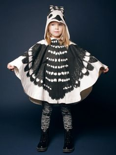 Mainio AW 15/16 Collection: monochrome themed pieces with bold prints