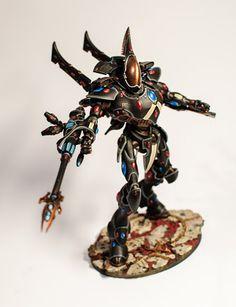 eldar wraithknight - Google Search