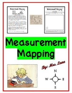 Students draw and label maps to practice their measurement skills. This fun activity can be used as a center/workstation or as a whole class activity. Fun & engaging for students of various ages!================================================*THIS PRODUCT INCLUDES:-Teacher Directions-Activity Sheet (Worksheet)================================================*4 pages.*NOTE: THE SAME FILE MAY NOT INCLUDE ALL OF THE PAGES THAT YOU WILL RECEIVE IN THE FINAL PURCHASED PRODUCT.*Note: This item is…